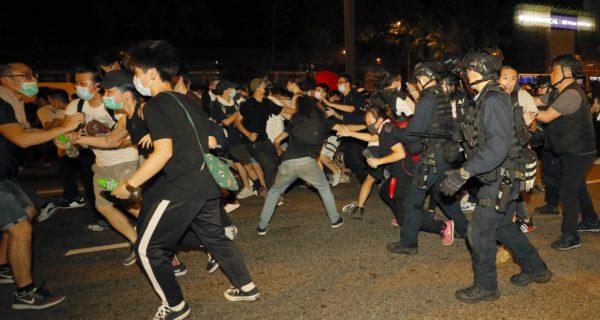 Trotz Massenprotesten: Regierung von Hongkong hält an umstrittenem Auslieferungsgesetz fest