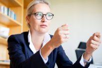 """AfD-Fraktionschefin Weidel: """"Taubers Forderung ist aus meiner Sicht klar verfassungsfeindlich"""""""