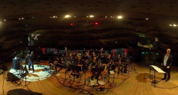 3D in der Elbphilharmonie: Aus der Tiefe des Raums