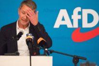Flügelkampf der AfD: Mögliche Höcke-Kandidatur in Partei umstritten