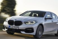 BMW-1er-Serie: Frontantrieb hinter der Niere