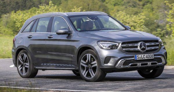 Mercedes-Benz GLC: Mit Schmerz und Verstand
