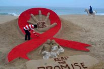 Neuer UN-Bericht: Zahl der mit HIV Infizierten geht weiter leicht zurück