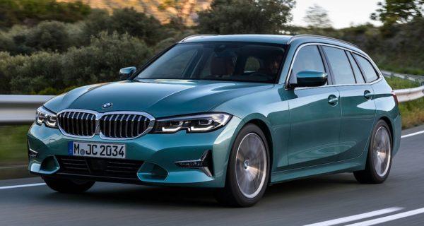 BMW 3er Touring: Kein Knick mehr in der Optik
