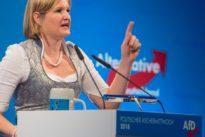 Streit in bayerischer AfD: Zum letzten Gefecht