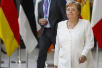 EU-Gipfel: Merkel erwartet hartes Ringen um Juncker-Nachfolge