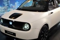 Elektroauto von Honda: Strom für die Stadtelite