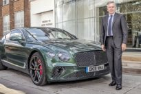 Bentley-Chef im Interview: Wohin steuert die Luxusmarke?