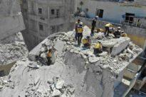 Syrien: 15 Menschen bei Luftangriff getötet