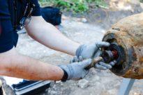 Mangelnde Kampfmittelräumung: Munition im Boden