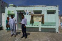 Reportage aus Pakistan: Gesundheit aus dem Container