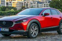 Mazda CX-30: Drei plus Eins macht Dreißig