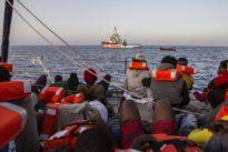 Einsatz in Libyen: Minister Müller fordert Rettungseinsatz für Migranten