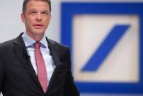 Kommentar zur Deutschen Bank: Sewing wagt die Notoperation