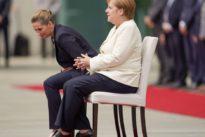 Merkel und ihre Gesundheit: Kein Prahlen – kein Jammern