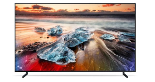 8k-Fernseher von Samsung: Hellseher