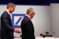 Umbau der Deutschen Bank: Gewerkschaften loben Sewings Entlassungspläne