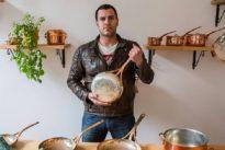 Soy Copper: Luxus-Geschirr aus der türkischen Kellerwerkstatt