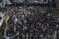"""""""Steinmeier-Formel"""": Tausende demonstrieren gegen Sonderstatus im Donbass"""