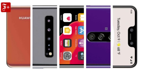 Smartphones im Vergleich: Die 1000-Euro-Frage