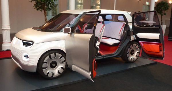 Fiat-Concept-Car: Tolle Kiste in tollkühner Mission