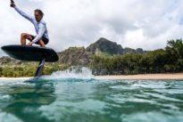 Fliegende Surfer: Ist das die Zukunft des Wassersports?