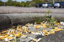 "Zigarettenpfand: ""Es muss weh tun, Kippen wegzuwerfen"""