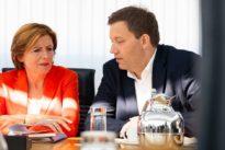 """Front gegen Rot-Rot-Grün: """"Albtraum aus Gleichmacherei und Enteignungen"""""""