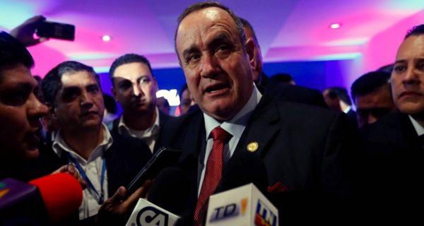 Zentralamerika: Konservativer Giammattei wird neuer Präsident Guatemalas