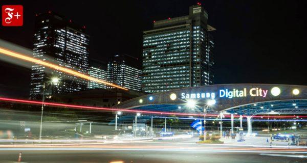 Samsungs Digital City: Abschied vom Smartphone