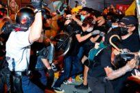 Protestbewegung in Hongkong: Es ist etwas ins  Rutschen geraten