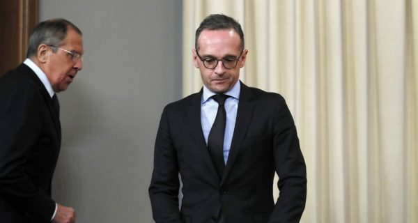 """""""Aussitzpolitik"""": Opposition wirft Maas """"lustlose"""" Amtsführung vor"""