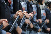 Proteste in Russland: Lupenreiner Polizeistaat