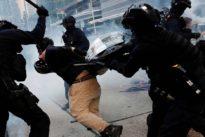 Proteste in Hongkong: Blutiger Vorgeschmack