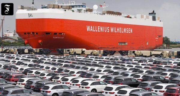 """Brexit ohne Abkommen: Autohersteller warnen vor wirtschaftlichem """"Erdbeben"""""""