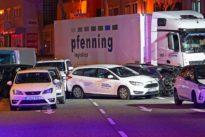 Ermittlungen in Limburg: Polizeipräsident: Lastwagen-Vorfall war kein Terroranschlag