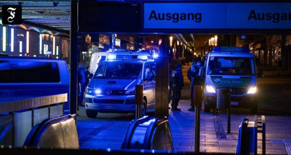 Ausschreitungen in Herne: Türkisches Café bei Kurden-Demo attackiert