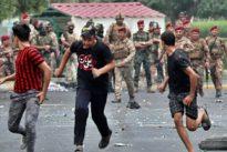 """Gewaltsame Proteste im Irak: Militär spricht von """"übermäßiger Gewalt"""""""