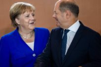 Bilanz der großen Koalition: SPD in voller Fahrt, Union auf der Bremse