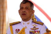 Tradition in Thailand: König und Konkubine