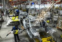 Konjunkturindikator: Die Autoflaute trifft die Zeitarbeitsbranche