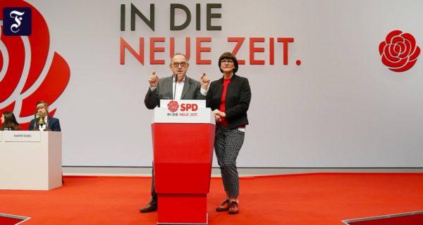 Treffen mit neuer SPD-Spitze: Union will Koalitionsausschuss noch vor Weihnachten