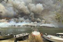 Buschfeuer in Australien: Zur Flucht ist es zu spät