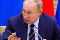 Putins Verfassungsänderung: Operation Machterhalt