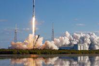 Missglückte Landung: SpaceX-Rakete stürzt ins Meer