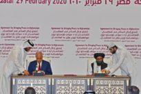 Afghanistan: Amerikaner und Taliban unterzeichnen Abkommen