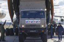 Corona-Hilfe für Italien: Propaganda aus Moskau