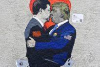 Anfang einer Versöhnung?: Xi wirkt wie ein Staatsmann, Trump wie ein Poltergeist