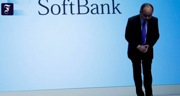 Technologie-Investor Softbank: Lob dem Spekulanten