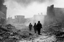 Die letzten Kriegswochen: Aufstand in letzter Minute